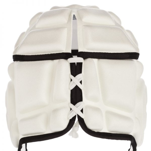 White Sports Head Guard from GameGguardian