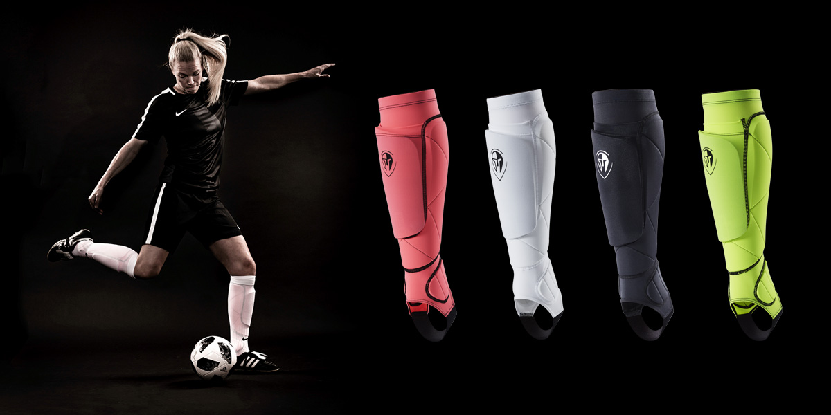 Stealth Guard Soccer Shin Guard